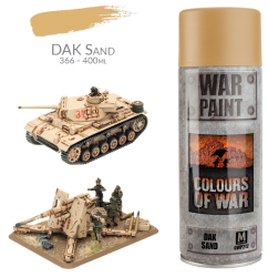 Afrika Korps Spray Can: DAK Sand (400ml)