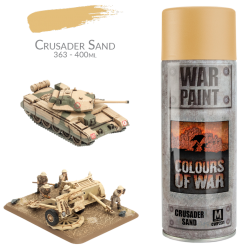 Desert Rats Spray Can: Crusader Sand (400ml)