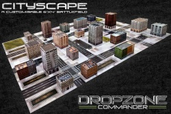 Cityscape Scenery Pack