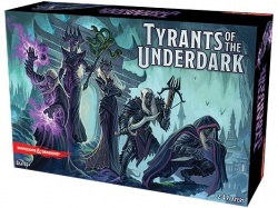 Dungeons & Dragons Tyrant of the Underdark Board Game