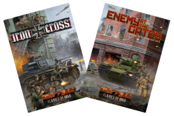 Iron Cross / Enemy at the Gates - Book Bundle