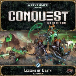 Warhammer 40K Conquest: Legions of Death