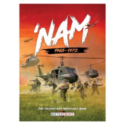 Vietnam War Rule Book