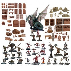 Terrain Crate: GMs Dungeon Starter Set
