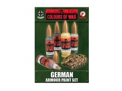 German Armour Paint Set