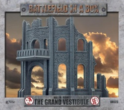 Gothic Battlefields - The Grand Vestibule