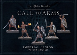 Imperial Legion Faction Starter Set: Elder Scrolls Call To Arms
