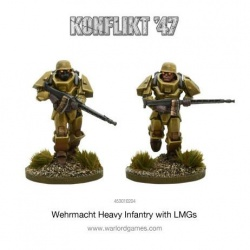 Heavy Infantry LMG Troopers