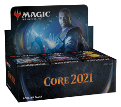Magic the Gathering Core 2021 Booster English