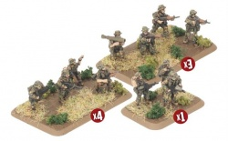 Mechanised Platoon (x31 Figures)