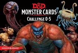 D&D: Monster Deck 0-5