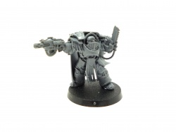 Betrayal at Calth Captain in Cataphractii Terminator Armour