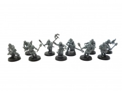 Dark Vengeance Chaos Space Marine Cultists Sect Anarkus