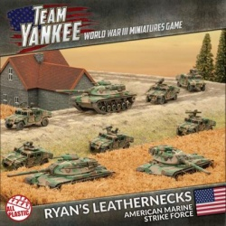 Ryan's Leathernecks US Marine Army Set