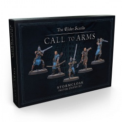 Stormcloak Faction Starter Set: Elder Scrolls Call To Arms