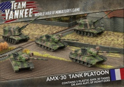 cda626124b86 Flames of War Team Yankee  M60 Patton Tank Platoon (x5) - Panzer Command
