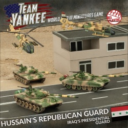 Hussein's Republican Guard Iraqi Army Box