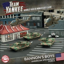 Bannon's Boys US Army Starter 2017