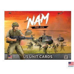 'Nam Unit Cards - US Forces in Vietnam
