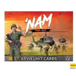 'Nam Unit Cards - ARVN Forces in Vietnam