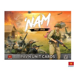 'Nam Unit Cards - PAVN Forces in Vietnam