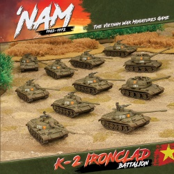 'Nam K-2 Ironclad Battalion