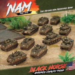 'Nam Black Horse Cavalry Troop