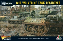 M10 GMC Tank Destoyer/Wolverine Plastic Kit