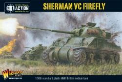 Sherman Firefly Vc Plastic Boxed Kit