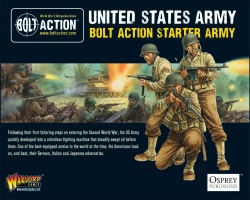 US Army 1000 Point Army Starter Set