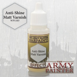 Anti-Shine Matt Varnish
