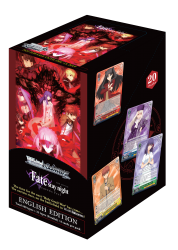 WS Booster Pack: Fate Stay Night: Heaven's Feel