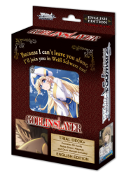 WS Trial Deck Plus: Goblin Slayer