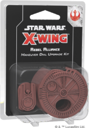 Rebel Alliance Manoeuvre Dial Upgrade Kit