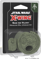 Scum and Villainy Manoeuvre Dial Upgrade Kit