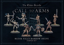 Bleak Falls Barrow Delve Set: Elder Scrolls Call To Arms