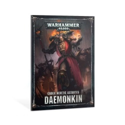 Shadowspear Daemonkin Chaos Space Marines Codex