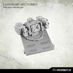 Legionary APC Turret Twin Heavy Thunder Guns