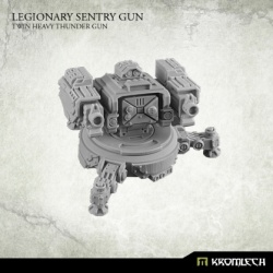 Legionary Sentry Gun Twin Heavy Thunder Gun