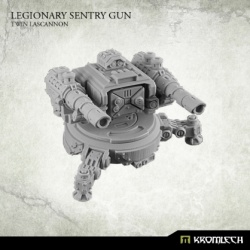 Legionary Sentry Gun Twin Lascannon