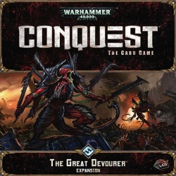 Warhammer 40K Conquest: The Great Devourer