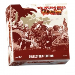 The Walking Dead Collectors Edition