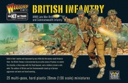 British Infantry Plastic Boxed Set