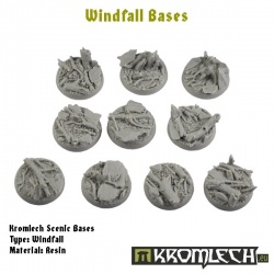 Windfall 25mm Bases