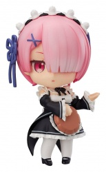 Re:Zero Starting Life in Another World Nendoroid Action Figure Ram 10 cm