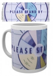 Fallout 76 Mug ''Please Stand By''