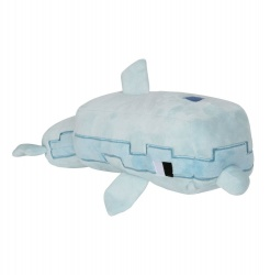 Minecraft Happy Explorer Plush Figure Dolphin 35cm