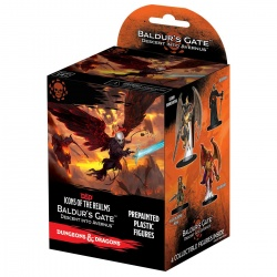 D&D Icons of the Realms: Baldur's Gate: Descent into Avernus Booster Brick