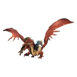 Dungeons & Dragons Icons of the Realms Premium Miniature pre-painted Gargantuan Tiamat 37 cm