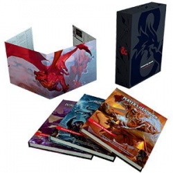 Dungeons & Dragons RPG Core Rule books Gift Set English